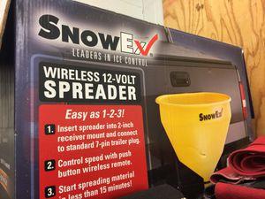 Snow spreader for Sale in Manassas, VA
