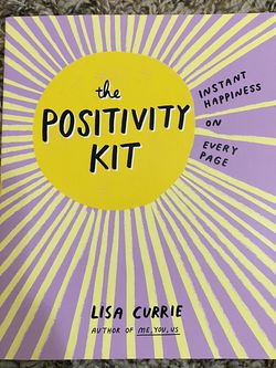 The Positivity Kit - Instant Happiness On Every Page for Sale in Austin,  TX