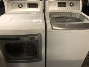 Washer and Dryer LG for Sale in Kissimmee, FL