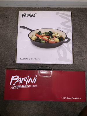 Brand New Parini 1.5 QT. Sauce Pan w/ Lid for Sale in Los Angeles, CA