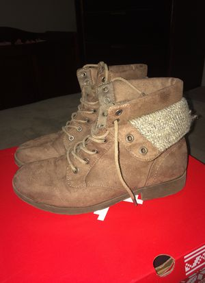 boots 7.5 for Sale in Manteca, CA