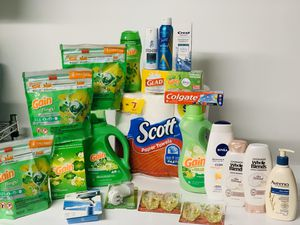 Gain Household Essentials Bundle for Sale in Puyallup, WA