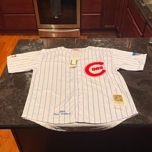 Chicago cubs Cooperstown authentic collection jersey for Sale in Mokena, IL