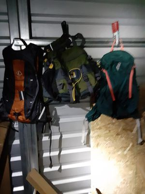 3 back packs 4 $25 for Sale in West Valley City, UT