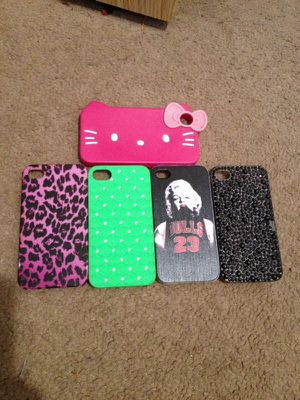 iPhone 4S cases for Sale in Tacoma, WA
