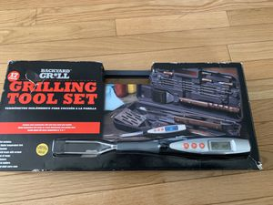 Grilling tool set for Sale in Silver Spring, MD