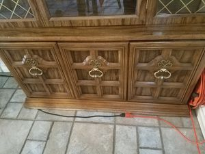 China cabinet for Sale in Highland, CA