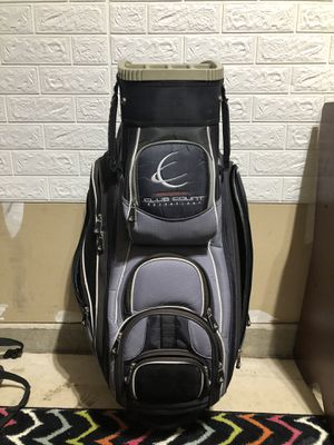 Golf Cart Bag Unique Club Count Technology for Sale in Bolingbrook, IL