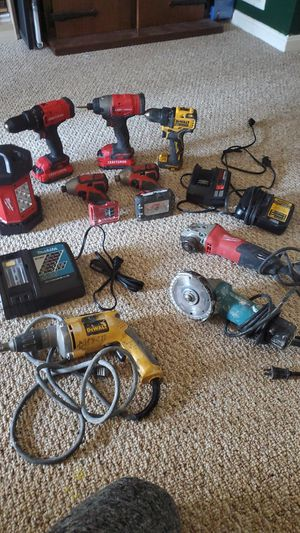 Milwaukee, dewalt,impact drills for Sale in West Springfield, VA