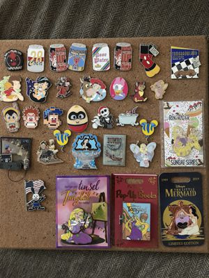 Disney pins (UPDATED) for Sale in ROWLAND HGHTS, CA