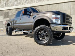 2008 Ford F-250 4x4 Lariat ~Upgrades for Sale in Tracy, CA
