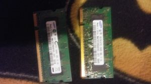 Notebook ram. Pc2 1 gb for Sale in Florissant, MO