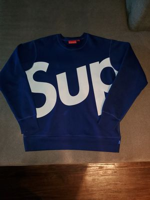 SUPREME CREW SWEATER for Sale in Woodland Hills, CA