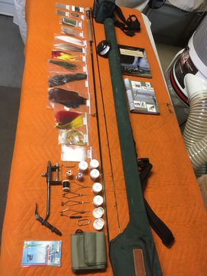 Complete Fly Fishing equipment for Sale in Las Vegas, NV