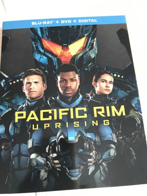 Pacific Rim uprising movie for Sale, used for sale  Antioch, CA
