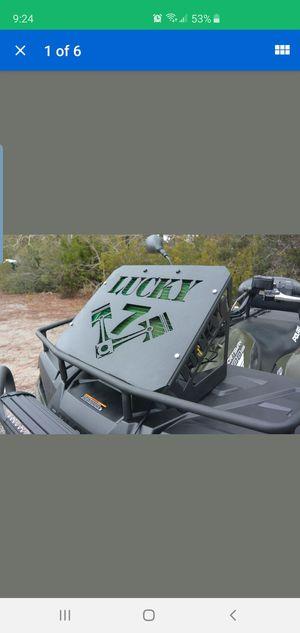 Polaris sportsman 570 radiator relocate. New in box for Sale in Houston, TX
