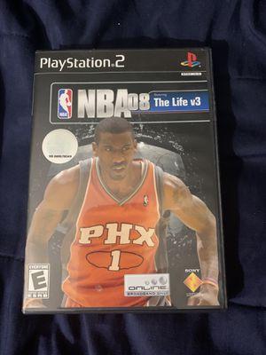 """PS2 NBA """"2008"""" for Sale in Orlando, FL"""