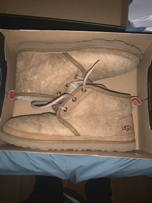 Men Ugg Boots w/ Care Kit for Sale in Silver Spring, MD