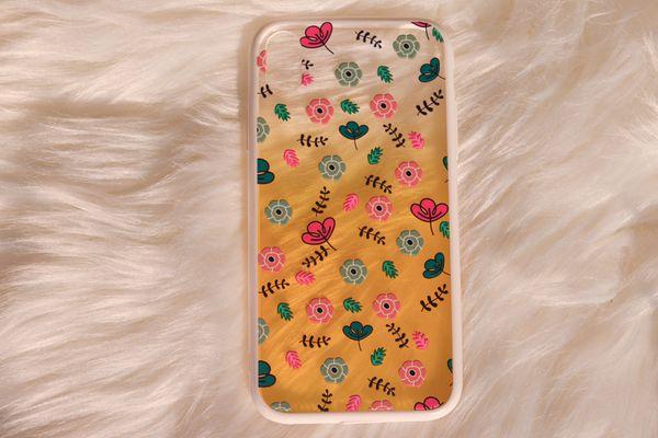 🌻I phone X flower case 🌻