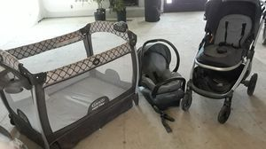Stroller carseat and pack n play. for Sale in Ramona, CA