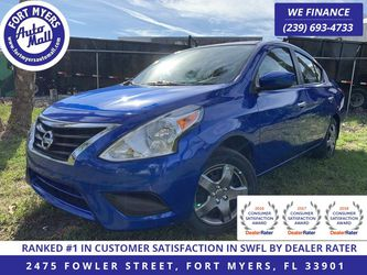 2015 Nissan Versa for Sale in Ft. Myers,  FL