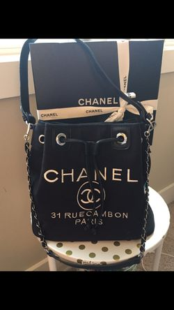 CC High end luxury canvas tote bag for Sale in Nashville,  TN