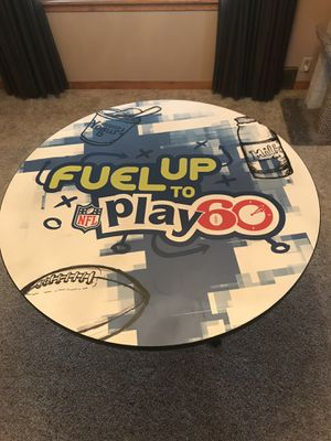NFL Play 60 Table for Sale in Sioux City, IA