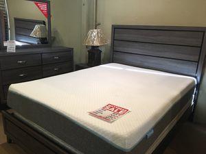4 Pc Queen Bedroom Set - ONLY $539 for Sale in Norwalk, CA