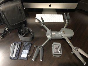 DJI Mavic Professional Drone w/Case & Accessories for Sale in Tumwater, WA