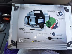 SLIME PRO SERIOUS TIRE INFLATOR for Sale in Los Angeles, CA