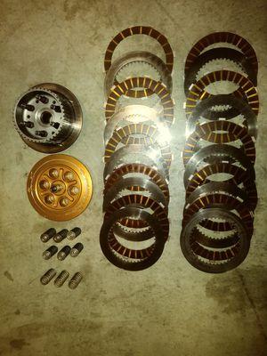 Barrnet scorpian clutch hub , clutch plates and pressure plate andsprings for Sale in Corona, CA