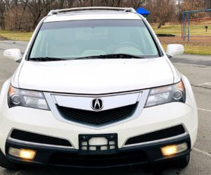 Excellent. Acura MDX 2010 White SUV GreatWheels for Sale in Boston, MA