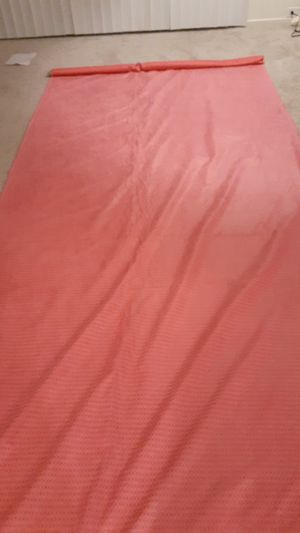 3.5 yards beautiful pink fashion fabric for Sale in Long Beach, CA