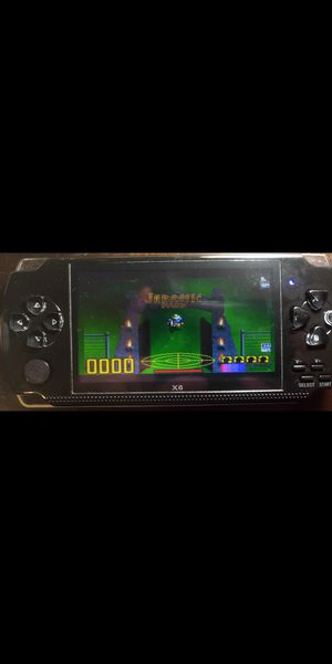4.3 inch screen Handheld Portable Game Console Jurrasic Park! AND 10,000 Free Games, for Sale in Miami, FL