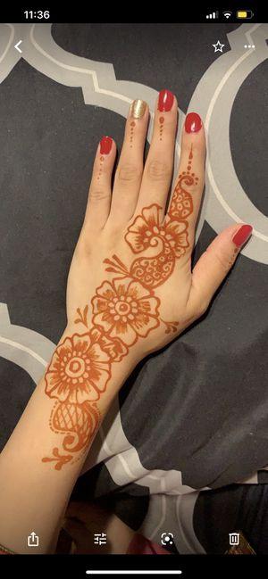 Henna designs!! for Sale in Lodi, CA