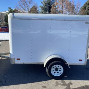 5' X 8' Enclosed Trailer for Sale in Broomfield, CO