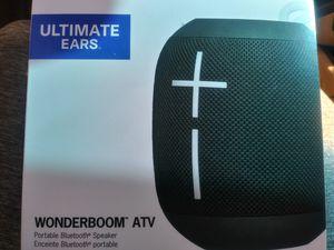WONDERBOOM ATV Bluetooth Speaker for Sale in Sandy, UT