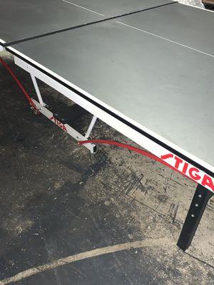 Stiga ping pong table for Sale in Atlanta, GA