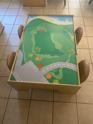 Kid Kraft activity table set for Sale in Las Vegas, NV