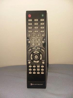 Element TV DVD Remote Control for Sale in Traverse City, MI