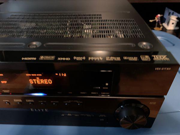 Pioneer Elite vsx-21 txh 7.1 receiver