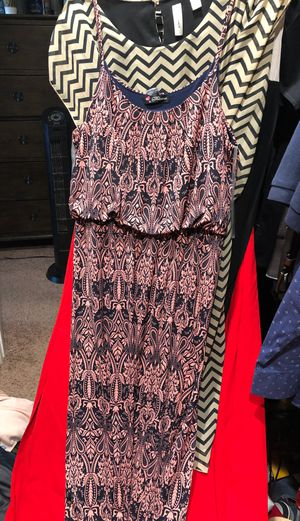 Xl long summer dress for Sale in Imperial, CA
