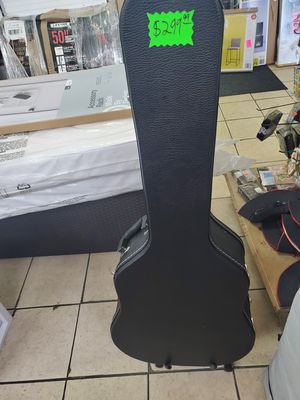 Acoustic Guitar and Stand for Sale in Riverdale, GA