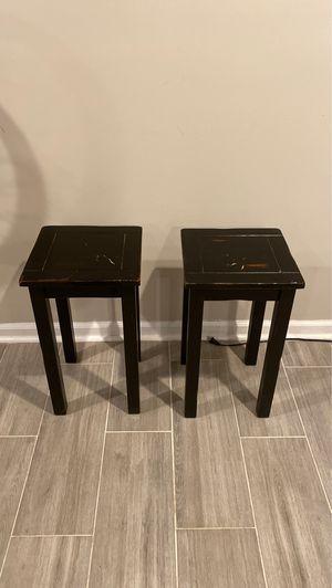 End table pair for Sale in Atlanta, GA