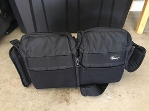 Lowepro Audio Lav Mic Bag for Sale in West Palm Beach, FL