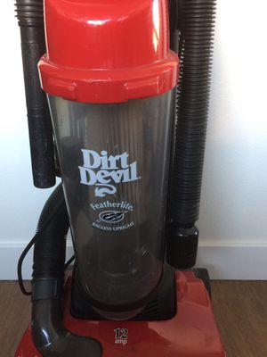 Dirt Devil vacuum cleaner for Sale in Seattle, WA