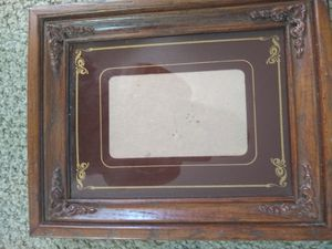 Ornate wood frame for Sale in Sunnyvale, CA