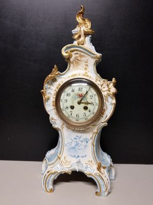 Antique China clock over 120 years old for Sale in St. Peters, MO