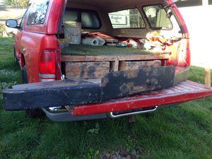 Warn winch bumper/ Chevrolet for Sale in Oregon City, OR