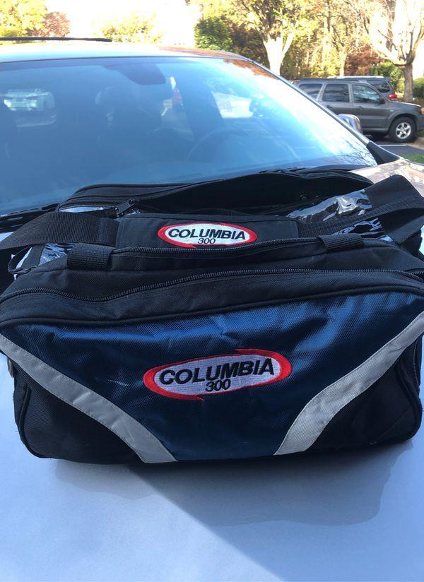 Columbia 2-Ball Bowling Bag